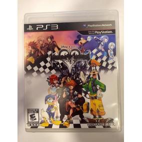 Kingdom Hearts 1.5 Remix Ps3