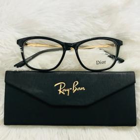 Oculos Gateado De Grau Armacoes - Óculos Preto no Mercado Livre Brasil 74450c00f2