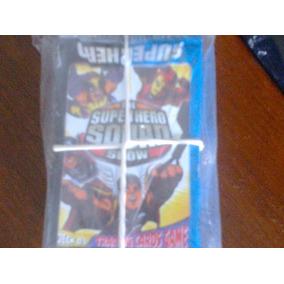 Super Hero Squad - Cards - X_x