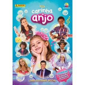Carinha De Anjo Álbum + 200 Pacotinhos De Figurinhas R$130,0
