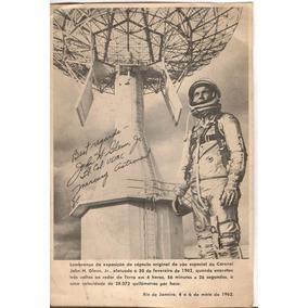 Folder Propaganda Cápsula Gemini No Brasil