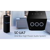 Urban Audio Parlante Sonido 180° Panasonic Sc-ua7ph-k Negro