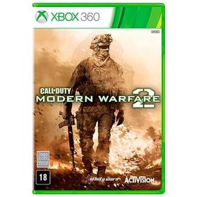 Call Of Duty Modern Warfare 2 - Xbox 360 Mídia Física