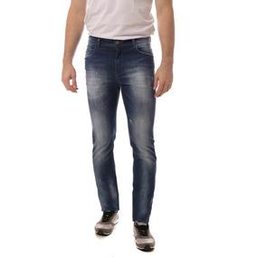 Calça Jeans Osmoze Slim Fit Azul