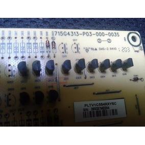 Placa Da Fonte Tv Philips 221te4l Cod 715g4313-p03-000-0035