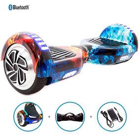 Hoverboard 6.5 Bat Samsung Bluetooth Led Bolsa Fogo E Gelo d6841b22017