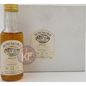 Whisky Bowmore 12 Anos Mini 50ml 43%