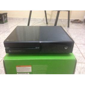 Xbox One Novo 500gb +6 Jogos 1 Controle,hdmi,fonte E Kinect.