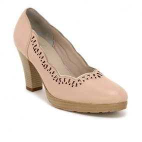 Zapatillas Juve 6143 Damas Mujer Rosa O Negro Troquel