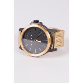 Reloj Neff Carbine Mesh #nf0251-gdb