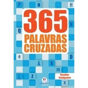 365 Palavras Cruzadas Azul - Ciranda Cultural