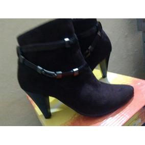 37a9ed7019bee Botines Dama - Zapatos Mujer en Falcón en Mercado Libre Venezuela