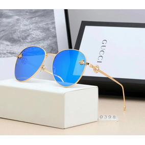 8d5d678af62b2 Oculos Gucci Aviators - Óculos no Mercado Livre Brasil