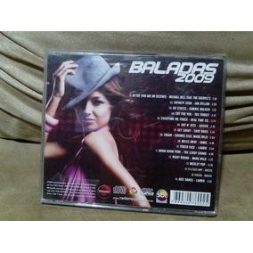 cd balada eletronica 2009