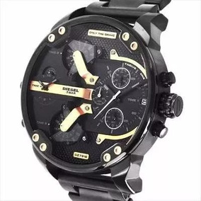 212040611ff Replica Diesel Masculino - Relógios De Pulso no Mercado Livre Brasil