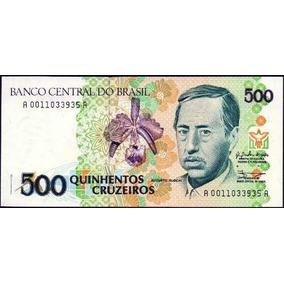 Brasil - Cédula De Cr$ 500,00 - Catál. 216 - Fe