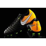 Zapato Futbol Nike Tiempo Blanco - Deportes y Fitness en Mercado ... b1827a02bf4b5