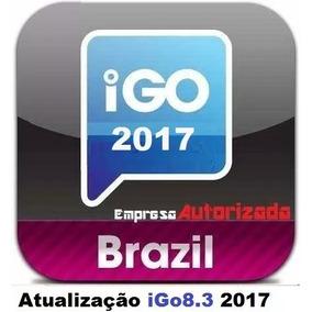 Atualização Gps Igo8.3 2017 Foston,aquarius,multilaser Etc