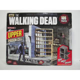 Enigma777 Mcfarlane Toys The Walking Dead Upper Prison Cell