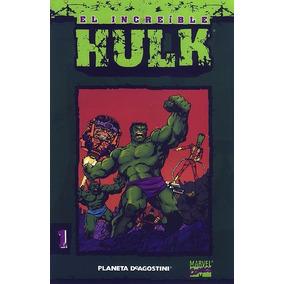 Coleccionable El Increíble Hulk (planeta - Forum) - Completo