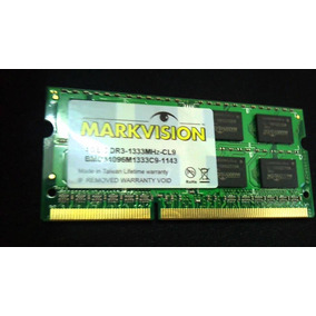 Memoria Ddr3 De 4gb Para Laptop
