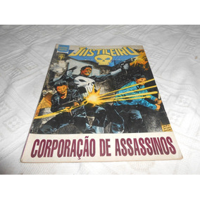 Hq Graphic Marvel 2: Justiceiro Corporação De Assassinos.
