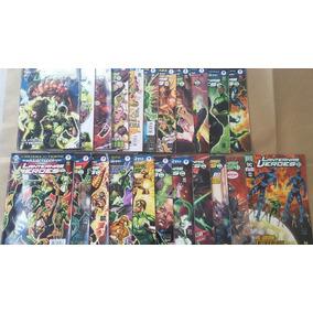 Lanternas Verdes -universo Dc Renascimento (completo)