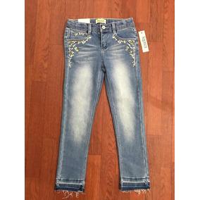 Pantalón Jean Squeeze Para Niña Talla 6x