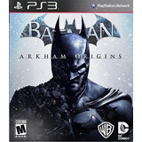 Batman Arkham Origins Digital Ps3 Latino
