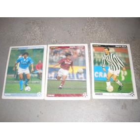 Cards Do Campeonato Italiano De 1992