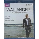 Blu-ray Wallander - Bbc 2 Discos
