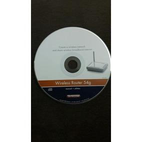 Cd De Instalação Sitecom Wireless Router 54g Manual Utilitie