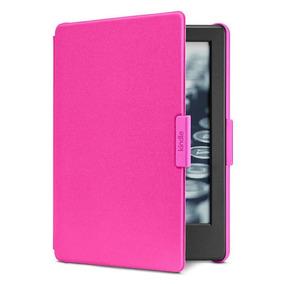 Capa Amazon Para E-reader Kindle 8ª Geração Rosa