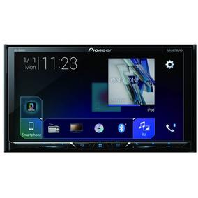 Dvd Player Automotivo Pioneer Avh-z5180tv Tv Digital Tela T