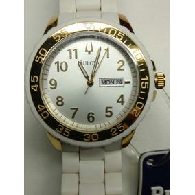 Relógio Bulova Feminino Wb31766b