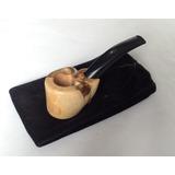 Pipa Para Fumar Tabaco, Fabricación Artesanal Colombia 6