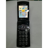 Sony Ericsson W980 Abierto Cualquier Compañia