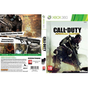 Advance Warfare Xbox 360 - Midia Digital - Ltf Games