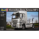 Revell 7425 Mercedes-benz Actros Mp 3 Escala 1/24