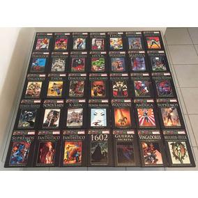 Marvel Salvat Coleção Completa Digital!!!