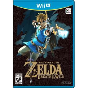 The Legend Of The Zelda: Breath Of The Wild - Digital Wii U