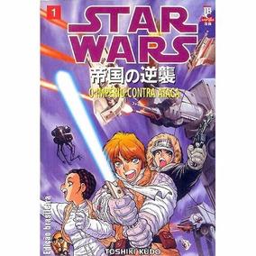 Mangá Star Wars - O Império Contra Ataca Nº 1