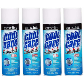 4 Pz Aceites De Andis Cool Care 5 En 1 15oz 439g