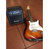 Guitarra Eléctrica Y Amplificador Palmer ¢78000
