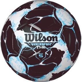 d0f798dfa Bola De Futebol De Campo Rebar Ng N.5 Azul preto Wilson