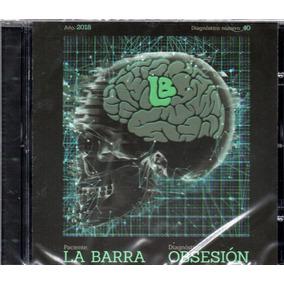 La Barra Obsesion Cd 2018 Ya Disponible - Los Chiquibum