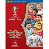 Adrenalyn Copa Do Mundo 2018 - 5 Porta Cards