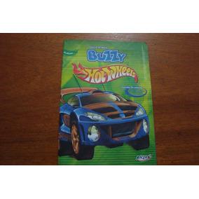 Figurin Buzzy / Hot Wheels / Album Com 14 Coladas
