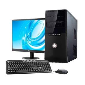 Computadora Dual Core + Monitor 19 Garantia 12 Meses