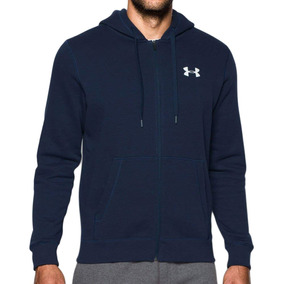Campera Under Armour Training Rival Hombre Mn